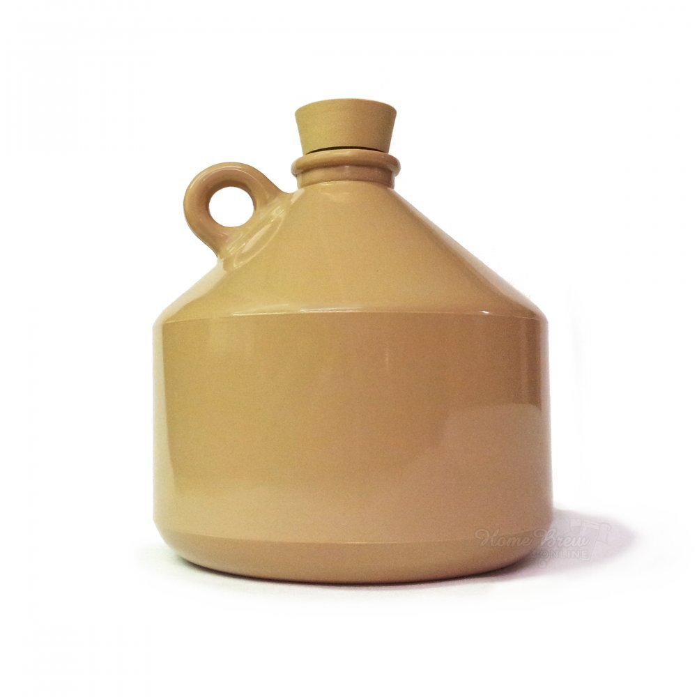 Home Brew Online Flagon - 4 Pint / 2.4 Litre With Pressure Cap