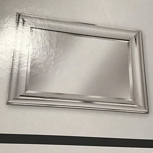 Chrome 28inx22in Wall - 1
