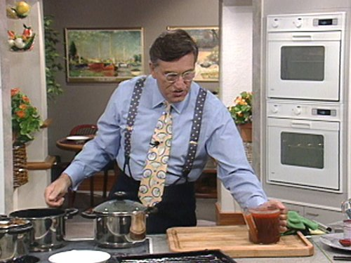 Oxtail and Barley Soup (Potatoes Mushroom Soup)