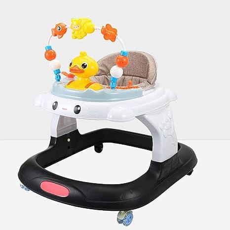 YZT QUEEN Correpasillos bebé, Andador de Actividad Ajustable ...