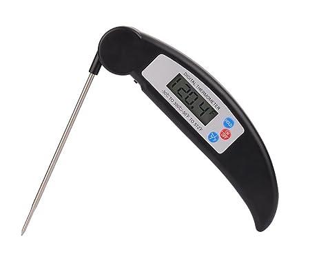 Digital Klapp-Thermometer Sonde Catering für BBQ Grill Küche Fleisch Türkei Küchenhelfer & Kochzubehör