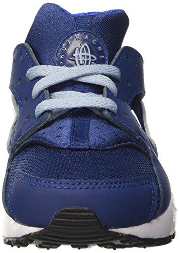 Nike 704949-406, Zapatos de Primeros Pasos Bebé-Niño, Azul (Coastal Blue / Blue Grey / Hyper Cobalt), 30 EU