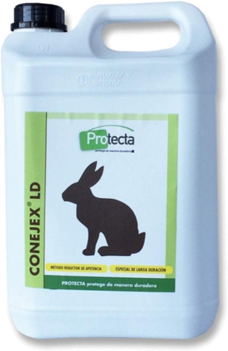 Repelente para conejos y ciervos, 5 l