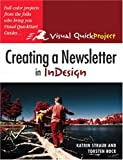 Creating a Newsletter in Indesign, Katrin Straub and Torsten Buck, 0321278925