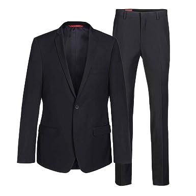 Thomas Goodwin® - Traje para Hombre de 2 Piezas (Slim Fit), Color ...
