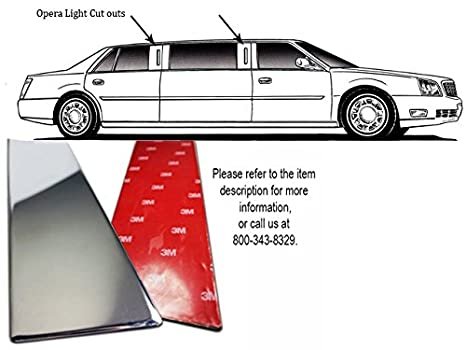 Amazon Com Fits 1998 2006 Lincoln Town Car 4 Door Limousine And