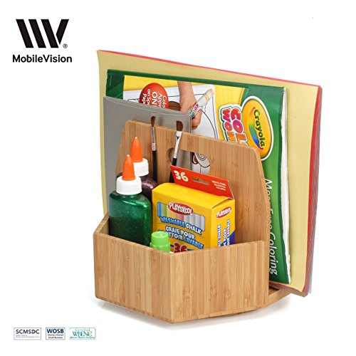 Organizer Rotating Supplies Scissors Classrooms