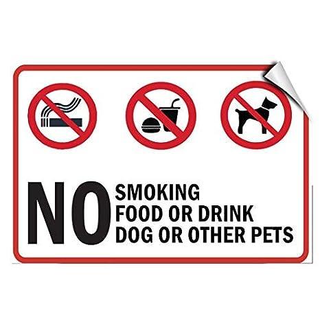 Amazon.com: Pegatinas de advertencia para mascotas y ...