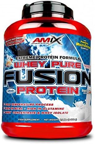 Amix Whey Pure Fusion 2,3 Kg Platano 2300 g