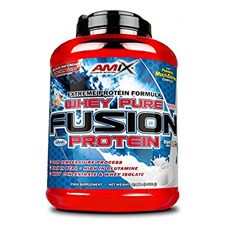 Amix Whey Pure Fusion Proteínas - 2300 gr_8594159533042