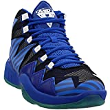 AND1 Mens Boom Basketball Athletic Shoes Blue 9