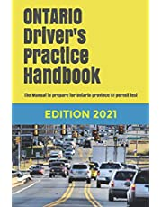ONTARIO Driver's Practice Handbook: The Manual to prepare for Ontario province G1 permit test - More than 300 MTO Questions and Answers