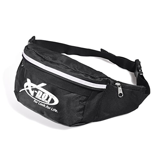 Waist Pack Bum Bag for Running Cycling Traveling - 2