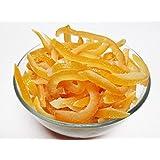 Candied (Glazed) Orange Peel Strips. 16 oz bag