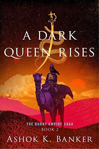 Book Cover: A Dark Queen Rises