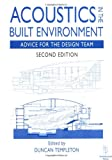 img - for Acoustics in the Built Environment, Second Edition: Advice for the Design Team book / textbook / text book