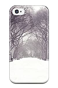 Perfect Winter Case Cover Skin For Iphone 4/4s Phone Case