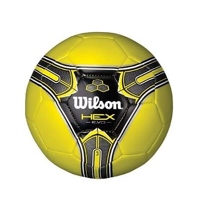 Wilson Hex Soccer Ball