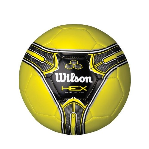 Wilson Hex Soccer Ball