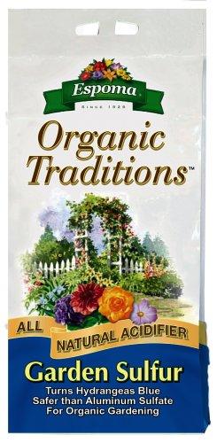Lovely Espoma Organic Traditions Soil Acidifier(Garden Sulfur)   5 Lb Bag GSUL5  (Discontinued