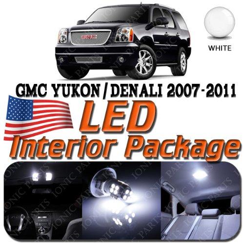 yukon denali led interior lights - 8