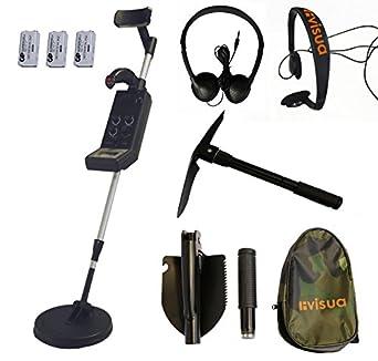 Metal Detectors - Detector de metales profesional: Amazon.es ...