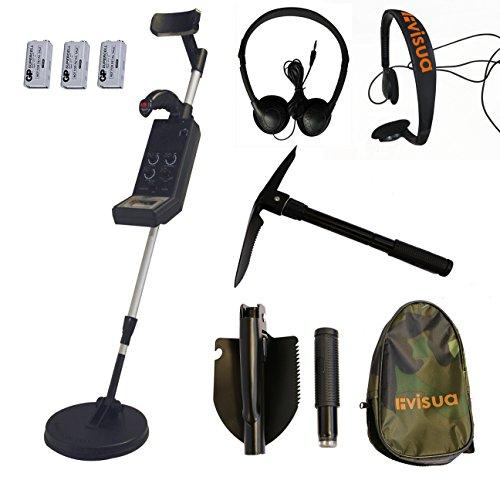 Visua Professional Discriminating Metal Detector (Detector Kit: H/Phones...