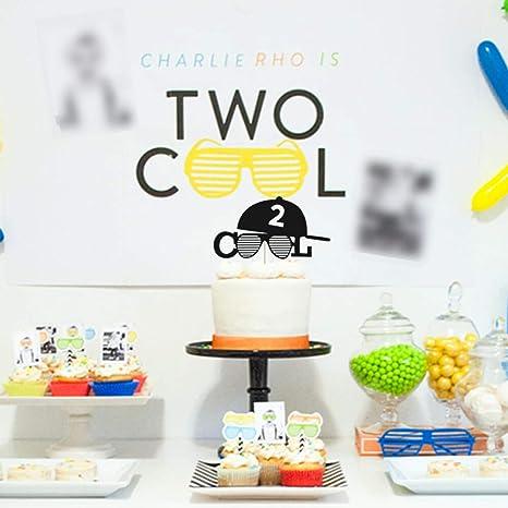 Amazon.com: Dos geniales adornos para tartas, dos geniales ...