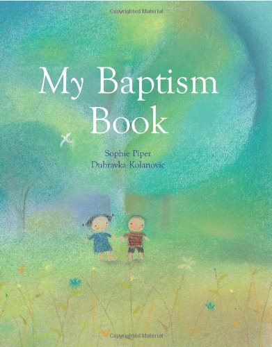 My Baptism Book Sophie Piper