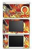 Omega Ruby Alpha Sapphire Primal Groudon Video Game Vinyl Decal Skin Sticker Cover for Nintendo DSi XL System