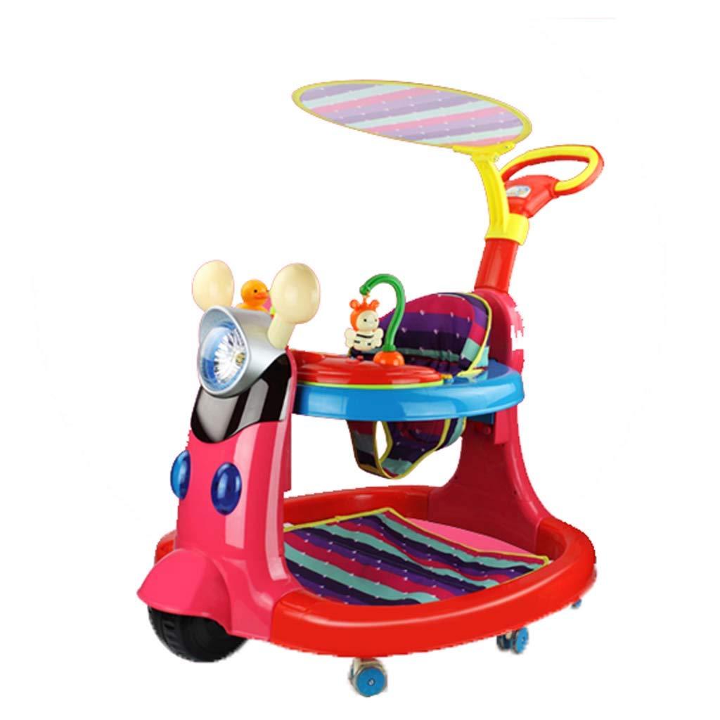 Baby Walkers Empujar Andador para bebé, Plegable y Regulable en ...