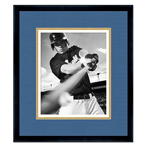 Kansas City Royals Classic Black Wood Photo Frame Made to Display 5x7 -