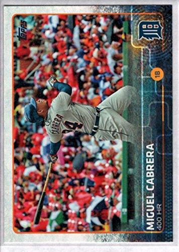 2015 Topps Update #US28 Miguel Cabrera Tigers MLB Baseball Card NM-MT (Tigers Cards Baseball 2015)