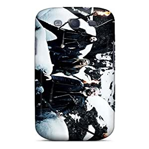 Excellent Hard Cell-phone Case For Samsung Galaxy S3 (fkl19339Ckam) Custom Attractive Bathory Band Image
