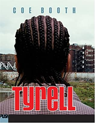 book cover of Tyrell