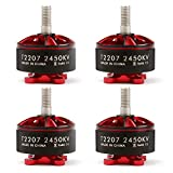 Best Brushless Motors - iFlight 4pcs Tachyon T2207 2450KV Brushless Motor 3-5S Review