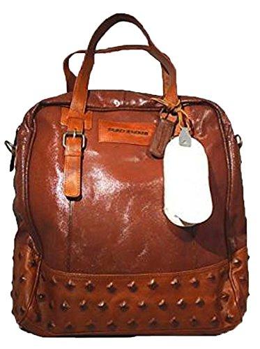 Wien Leder Handtasche Damentasche Tasche Shopper groß Vintage braun Taschendieb TiyoIis