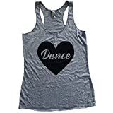 Friendly Oak Women's Dance Racerback Tank Top