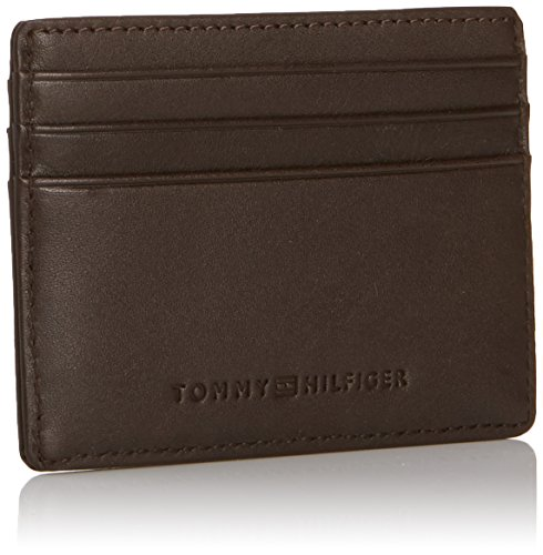 Tommy Tommy Holder Wallet Hilfiger CC Men's Harry Brown Hilfiger 1Z5fw4xS