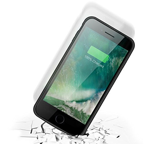 iPhone 8 Plus Battery situation iPhone 7 Plus Battery situation YISHDA trim 4000mAh Rechargeable Extended Battery Charging situation External Battery Charger situation Backup power Bank situation for iPhone 8 Plus 7 Plus 6S Plus 55 inch Battery Charger Cases