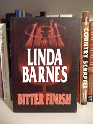 book cover of Bitter Finish