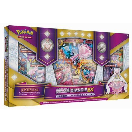 Pokemon Cards Pokemon TCG: Mega Diancie-EX Premium Collection 13050