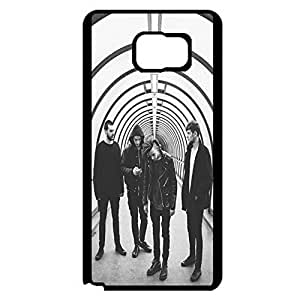 Fashionable Cool Indie/Alternative Rock Band The 1975 Phone Case Cover for Samsung Galaxy Note 5 The 1975 Hybrid Shell Case