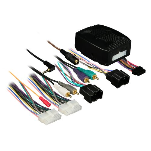 Axxess GMOS-LAN-02 GM/LAN Amplified Integrated Harness for 2006-Up Select GM / Chevrolet Vehicles