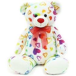 "Valentine's Day 15"" Large Animal Plush Toy, Bear"
