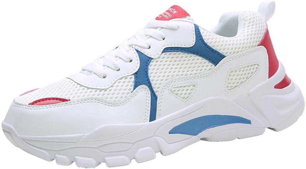Fsshion - Zapatillas para hombre con malla transpirable y corte fino, para deporte y ocio, tallas 39-44: Amazon.es: Instrumentos musicales