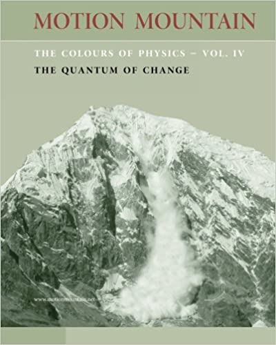 Download the motion mountain physics book by schiller c. Pdf.