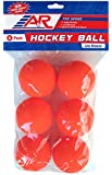 A&R Sports Water Low Bounce Ball (6-Pack), Orange