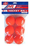 A&R Sports LOW BOUNCE BALL (6-PACK) ORANGE