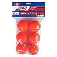 Hockey Balls and Pucks